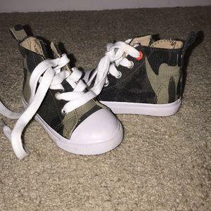 Never worn sneakers